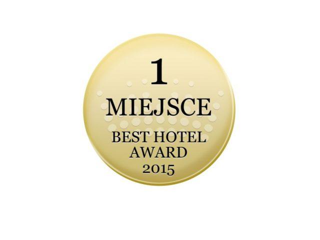 I miejsce dla Hotelu Styl 70 w Best Hotel Award