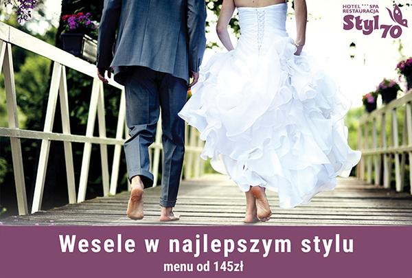 Przyjęcia weselne – ostatnie terminy na 2017 rok