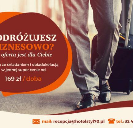 Podróżujesz biznesowo?